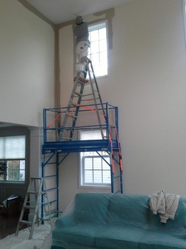 Interior Painting in Durham, NC