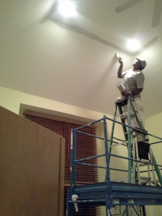 Ceiling Patching in Chapel Hill, NC
